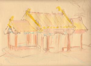 Pagoda-My-Drawing